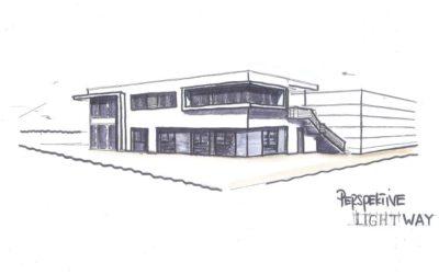 LIGHTWAY plant den Bau einer neuen Halle