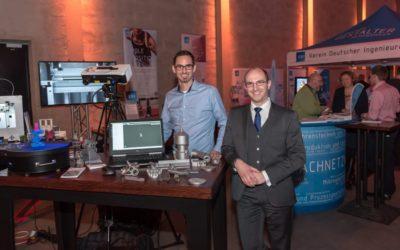 Besuch beim TEC.MEET.ING 2019 in Köln