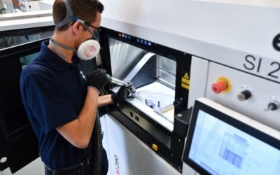 Werkzeugstahl im 3D-Druck – Ergänzung zum gefrästen Bauteil