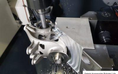 3D Druck oder 3D Zerspanung – Bei uns haben Sie die Wahl