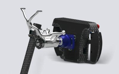 Ecurie Aix: Lenkgetriebegehäuse im SLM-Druck für einen Elektro-Rennwagen