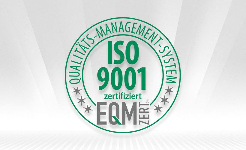 Qualitätssicherung bei LIGHTWAY: ISO 9001 in der Tasche und  SPEC 17071 im Anmarsch