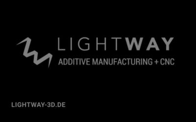 Umfirmierung aus LIGHTWAY GmbH & Co KG wird LIGHTWAY GmbH