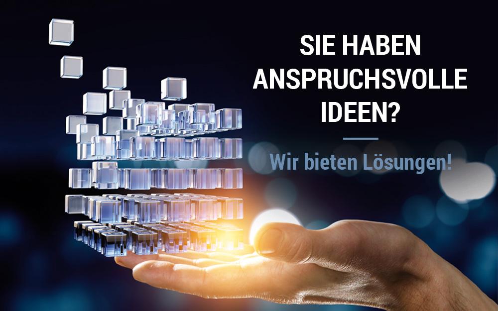 LIGHTWAY als Entwicklungspartner für Sonderanwendungen im 3D-Metalldruck